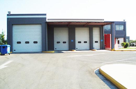 Βιομηχανικές Πόρτες