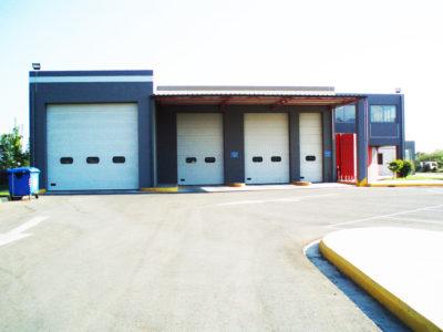 Πόρτες Βιομηχανίας 3 - Πλατής