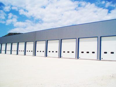 Πόρτες Βιομηχανίας 4 - Πλατής