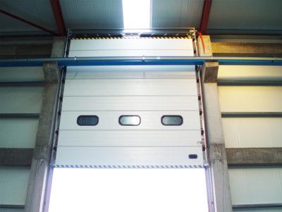 Πόρτες Βιομηχανίας 7 - Πλατής