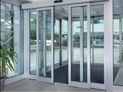 Αυτόματες Πόρτες Ραντάρ 4 - Πλατής