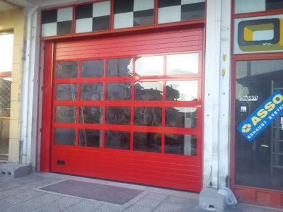 Πόρτες Βιομηχανίας 10 - Πλατής