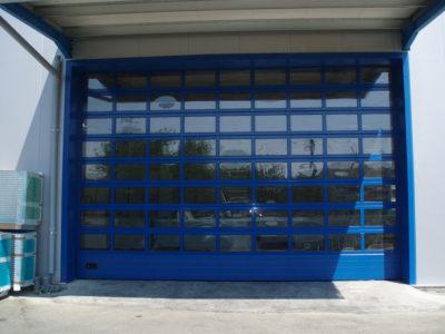 Πόρτες Βιομηχανίας 12 - Πλατής